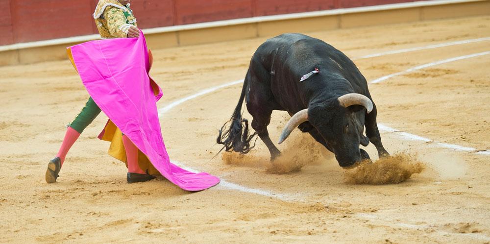 Cartel taurino de la Feria de San Isidro 2018