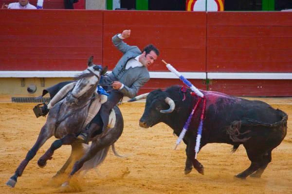 Cartel taurino de la Feria de Torrejón de Ardoz 2018